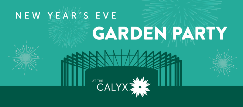 New Year's Eve Garden Party